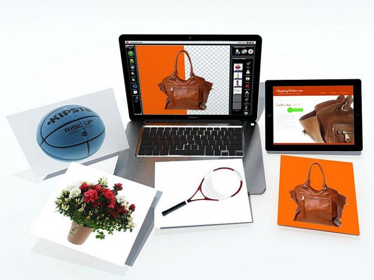 fotostudio Packshot 2D