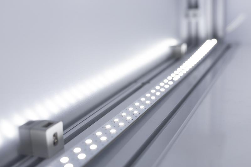 Full Led Lighting system for photo studio