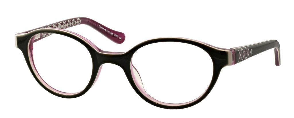 Professionele fotografie van een bril
