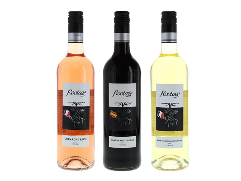 Wine bottle professionnal studio photographer