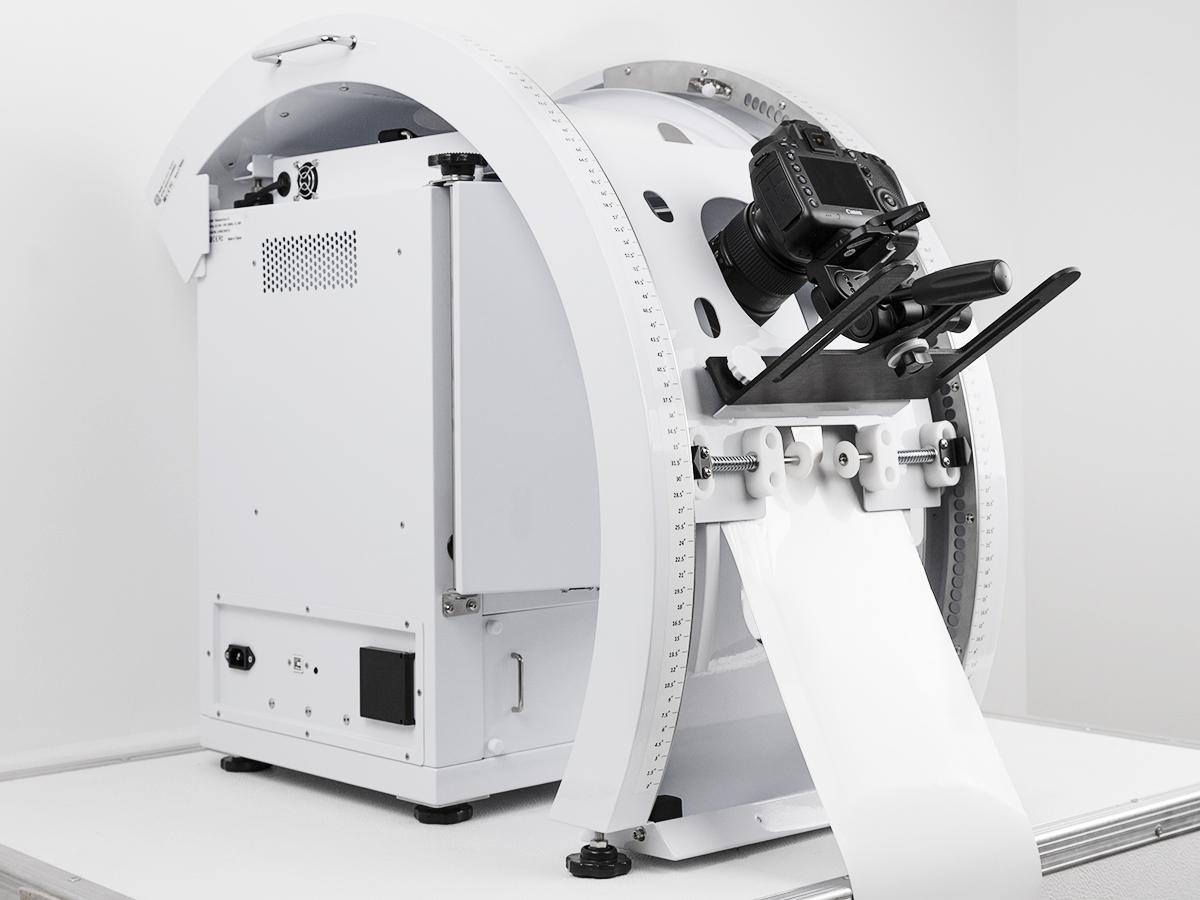 Packshot Macrosphere 3D fotosysteem voor sieraden