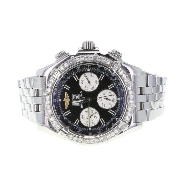 fotografie van een flatlay model horloge