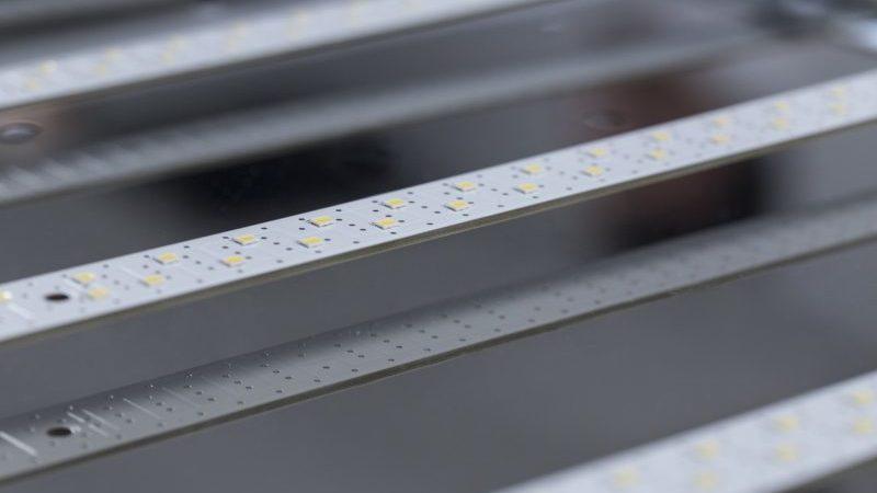 led verlichting systeem studio voor een beter resultaat