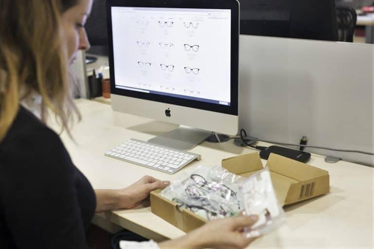 fotoglazen e-commerce