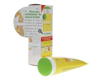 ingrediënten voor fotopackshot met zoomfunctie