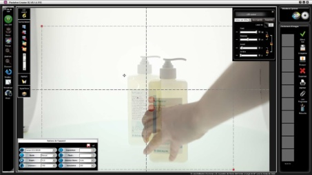 productfoto's typologieën PackshotCreator
