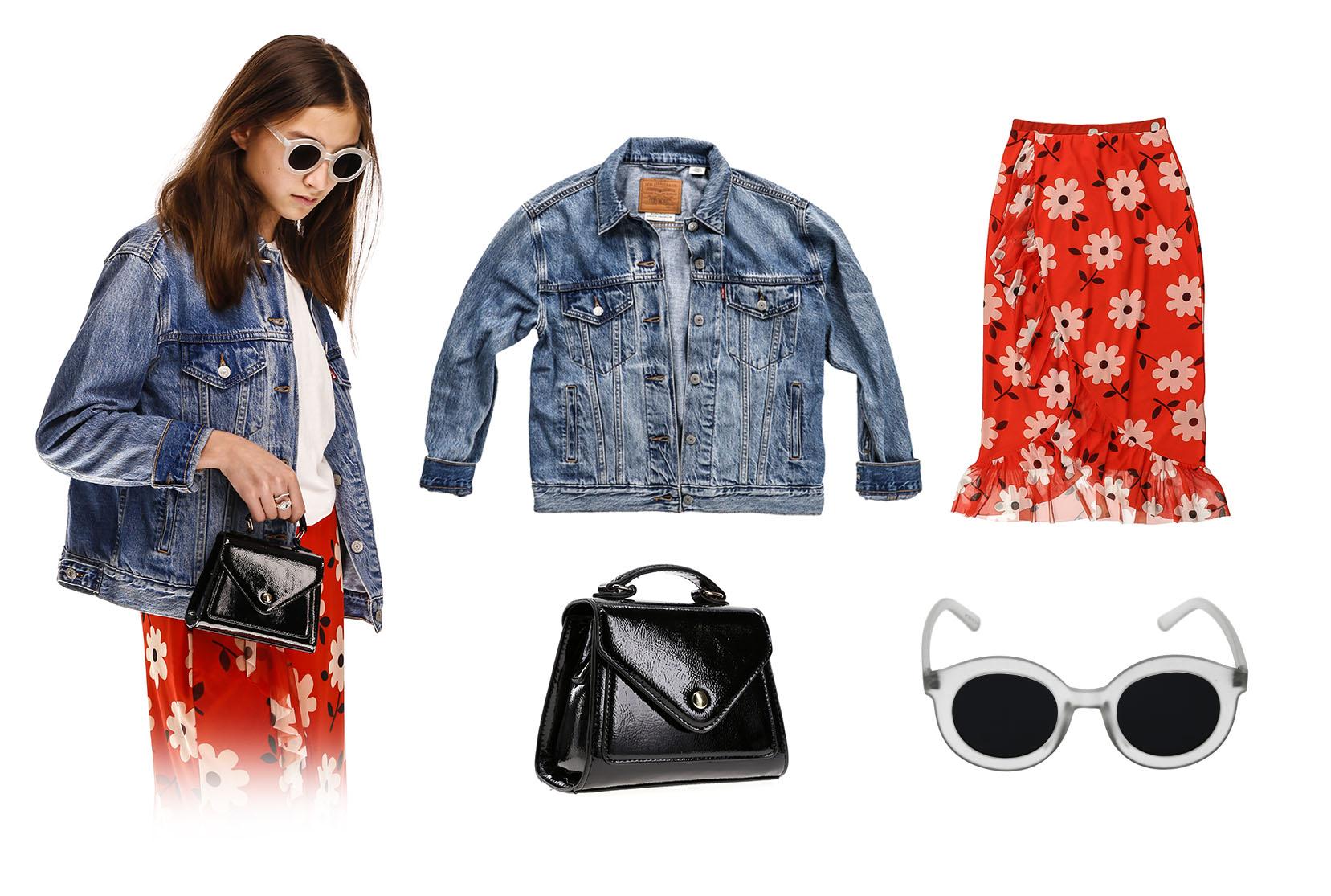 bestandsnaamgeving voorjaarscollectie van kleding