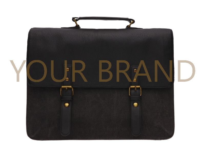 watermark on a briefcase picture