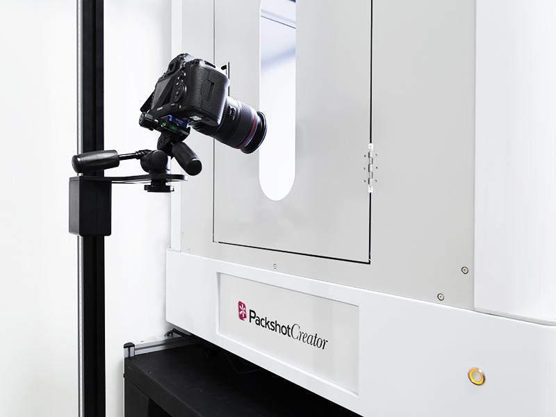 PackshotCreator R3 Mark II 360 automated photo studio