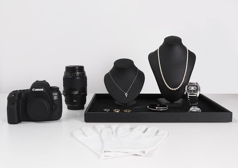 Kies een reflexcamera voor uw sieraden