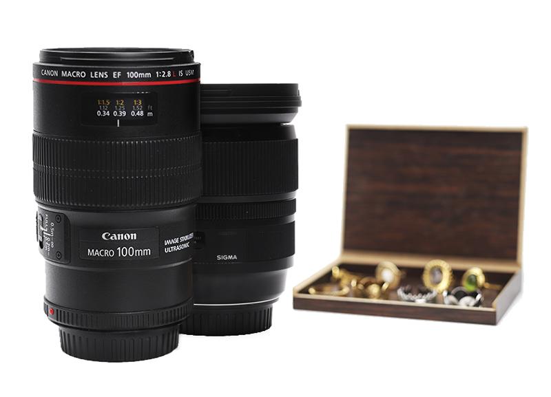 Twee macrolens voorbeelden voor je Canon-camera